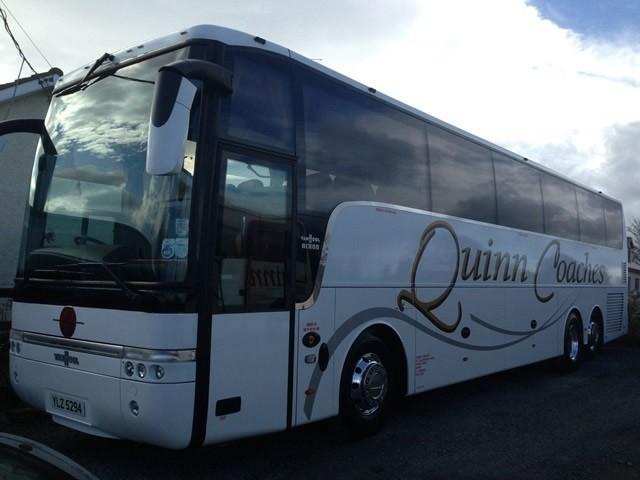 2010 Volvo B12B  Vanhool Acron - Nigel McCree Coach & Bus Sales